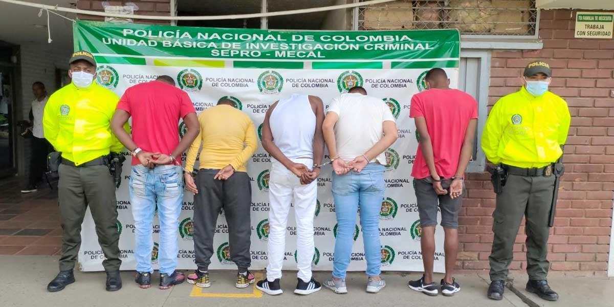 Cae banda que vendía droga en sitios turísticos y religiosos de Cali